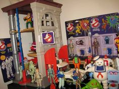 The Real Ghostbusters – Toys Ideas Ghostbusters Toys, Original Ghostbusters, The Real Ghostbusters, 90s Toys, Retro Toys, Vintage Toys, My Childhood Memories, Childhood Toys, Die Geisterjäger