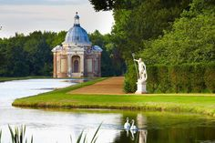 Wrest Park Bedfordshire, recently opened to the public by English Heritage.