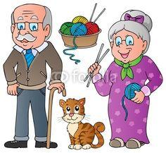 vovó tricotando - Pesquisa Google