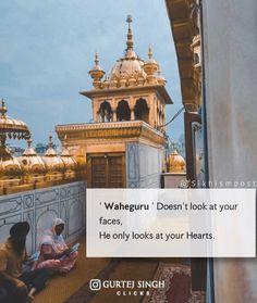 Gurbani Quotes, Punjabi Quotes, Fake Love, Besties, Taj Mahal, The Creator, Inspirational Quotes, Travel, Beauty
