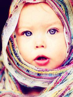 Beautiful! Those eyes...
