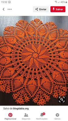 Crochet Ripple Blanket, Doily Patterns, Crochet Doilies, Lily, Jenni, Creative, Finger Crochet, Crochet Blocks, Crochet Storage