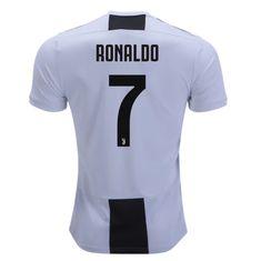 f0e520a45 Juventus 18 19 Home Men Soccer Jersey Personalized Name and Number. Ronaldo  KitRonaldo JerseyCr7 ...