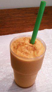 HMR Pumpkin Pie Protein Shake #HMR #HMRdiet