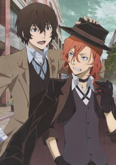 THIS   |     Bungou Stray Dogs