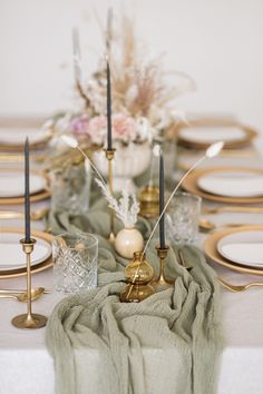Sage Green Boho table runner is elegant and sophisticated. Cheesecloth looks absolutely gorgeous as centerpiece table runner or wedding arch decoration. ♥ Place it in the center of the table, don't forget to make relaxed fabric waves, put some candles and flowers on it and enjoy a beautiful rustic style. ♥ You can use cheesecloth as a table runner, tieback for chair or wedding arch decoration. Also, it can be used as a scarf or baby shower decoration. Endings of our cheesecloth are raw (rustic u Wedding Arbor Rustic, Rustic Wedding Centerpieces, Boho Wedding, Antique Wedding Decorations, Green Centerpieces, Wedding Ideas, Wedding Colors, Sage Green Wedding, Sand Ceremony