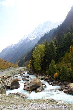 Sonmarg- Kashmir