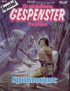 Gespenster Geschichten Spezial #13 - Spukmoore