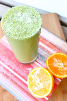 more green smoothies