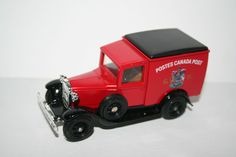 Matchbox Models of Yesteryear Y22 1930 Model A Ford Van – Postes Canada Post