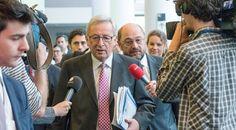 ΔΙΟΡΑΤΙΚΌΝ: Juncker Supports the abolition of the troika What states for increasing of the minimum wage and debt clipped/ Στηρίζει την κατάργηση της τρόικας ο Γιούνκερ Τι δηλώνει για την αύξηση του κατώτατου μισθού και κούρεμα του χρέους