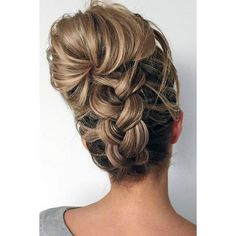 12 Updos For Medium Length Hair | LoveHairStyles.com ❤ liked on Polyvore featuring accessories, hair accessories and prom hair accessories
