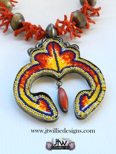 by JT Willie Designs(Navajo)