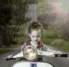 """Vroom"" - Copyright Tanya Love. www.tanyalove.com.au 2013. All rights reserved."