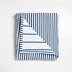 Sailor + Regatta Marine Toddler Quilt | Unison