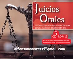LIBROS EN DERECHO: JUICIOS ORALES nuevo procedimiento penal de corte ...