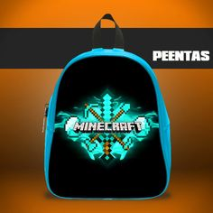 MNC Diamond -  Design variations School Bag