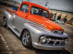 https://flic.kr/p/GpMzB7 | Nothin' Like a Ford | This photo was taken of Ford Pickup at the Southwest Street Rod Nationals in Oklahoma City.
