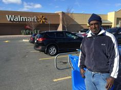 Hi my name is Thomas Smith.  I loved my job at a Walmart in East Greenbush, NY, where I made $9 an hour putting away shopping carts and picking up trash from the parking lot. After being released from prison and facing homelessness earlier this year, I felt like I was really getting my life on track. But then last Friday, after I worked over-time to assist my managers, I was abruptly fired. The reason? I redeemed about $2 worth of empty cans and bottles left in an abandoned shopping cart…