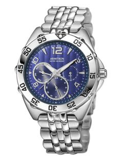 Armitron - Armitron Men s Stainless Steel Sport Watch ea5c982c98