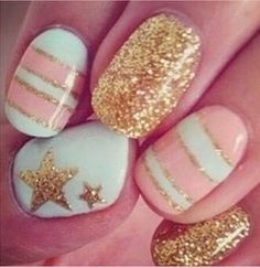 My must have nails! Need to find me a good nail artist for gels / shellac