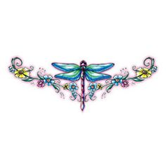 We carry a wide collection of high quality temporary tattoos for any type of occasion. Shop our selection of skin-safe temporary tattoos for kids, men, and women today. Bild Tattoos, Cute Tattoos, Flower Tattoos, Body Art Tattoos, Sleeve Tattoos, Neck Tattoos, Tattoo Online, Dragonfly Tattoo Design, Dragonfly Tatoos