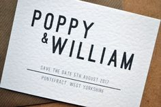 Hey, I found this really awesome Etsy listing at https://www.etsy.com/listing/263260621/save-the-date-bold-script-hammered-white