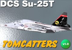 Su-25T - skin made for DCSWorld FC3 Su-25T by Tom Weiss , hosted at www.lockonfiles.com