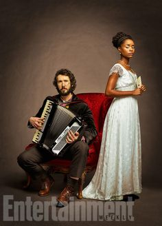 First look: Josh Groban's makes his Broadway debut inNatasha, Pierre and the Great Comet of 1812. Nineteenth-century Russian high society is going multi-platinum.