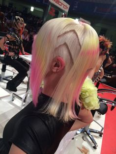 Image Gallery: 2014 Hairworld OMC World Cup in Frankfurt, Germany   Modern Salon