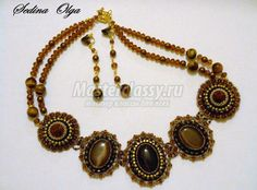 Beading »Master classy - master classes for you// lots of tutorials on this site