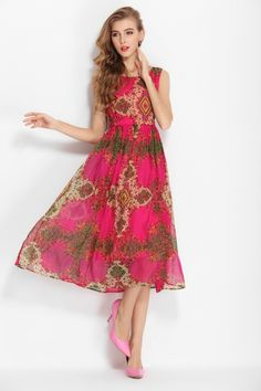 Pin by QEJIN Dresses on MAXI SUMMER DRESS - Pinterest - Products ...