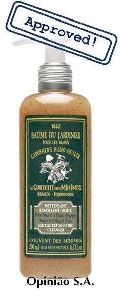Le Couvent des Minimes – Gardener's Hand Healer Exfoliant  http://www.opiniaosa.com.br/2012/05/10/le-couvent-des-minimes-gardeners-hand-healer-exfoliant/