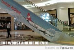 The Worst Airline Ad Ever