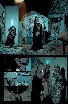 DC Batman by Greg Capullo comic artist reference Batman E Superman, Batman Comic Art, Batman Comics, Batman Artwork, Batman Robin, Batman Arkham Origins, Court Of Owls, Comic Layout, Univers Dc