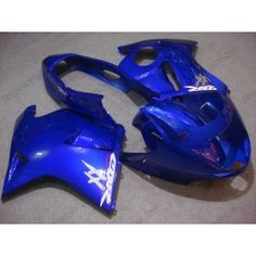 Honda CBR 1100XX BLACKBIRD 1996-2007 Injection ABS Fairing - Others - All Blue | $699.00