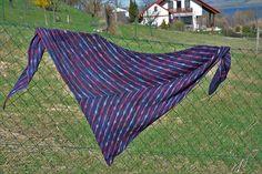 Danzig by Justyna Lorkowska, knitted by mahupotas | malabrigo Mechita in Aniversario and Paris Night