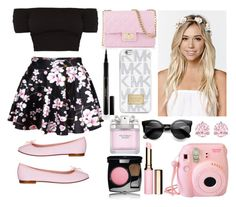 """""""Pink Day"""" by glamorouzzz ❤ liked on Polyvore"""