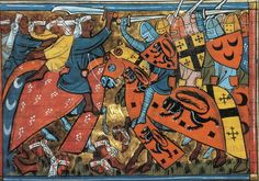 What the Crusades tell us about shifting borders in the Middle East – Telegraph Blogs