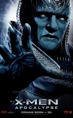 X-Men: Apocalypse - Oscar Isaac as Apocalypse
