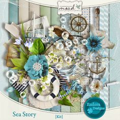 Sea Story by Eudora Designs to My Scrap Art Digital https://www.myscrapartdigital.com/shop/oh-la-la-week-18-c-40/sea-story-p-4602.html