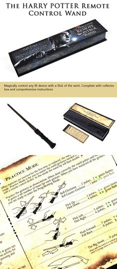 FINALLY. Your own magic wand -- and it's under $50! Stock up for friends and family for the holidays.