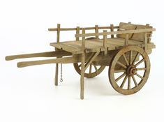 Carro de mercader. Madera policromada. #belenes #miniaturas Wooden Cart, Laser Cutter Ideas, Fiddler On The Roof, Garden Shelves, Barn Wood Projects, Covered Wagon, Gypsy Wagon, Wooden Tree, Antique Boxes