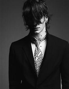 Vogue Hommes Japan – The Bonus GIF Post | models.com MDX
