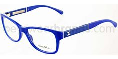 Chanel CH 3232Q Chanel CH3232Q 1342 Blue Chanel Glasses | Chanel Prescription Glasses from EyewearBrands