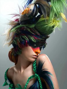 TRIBAL-8 by 4HairCare, via Flickr                                                                                                            TRIBAL-8             by        4HairCare      on        Flickr