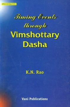 Timing Events Through Vimshottary Dasha Events