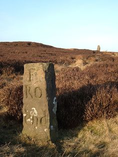 Boundary Stone & Margery Bradley by The Church Collector, via Flickr