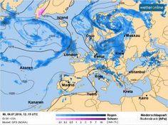 Погода — нестійка, щодня інша — синоптик дав тижневий прогноз http://ukrainianwall.com/blogosfera/pogoda-nestijka-shhodnya-insha-sinoptik-dav-tizhnevij-prognoz/  Поки магнітні бурі затихли у верхніх шарах атмосфери, за нас візьмуться стрибки атмосферного тиску та температурні кульбіти.   Щодня - інша погода.   Завтра, 6 липня, (див. карту) з'являться дощі