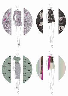 Bethan Strawson - Fashion Illustrations